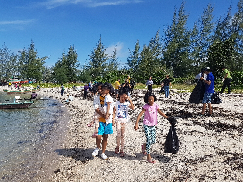 world cleanup day ecothailand