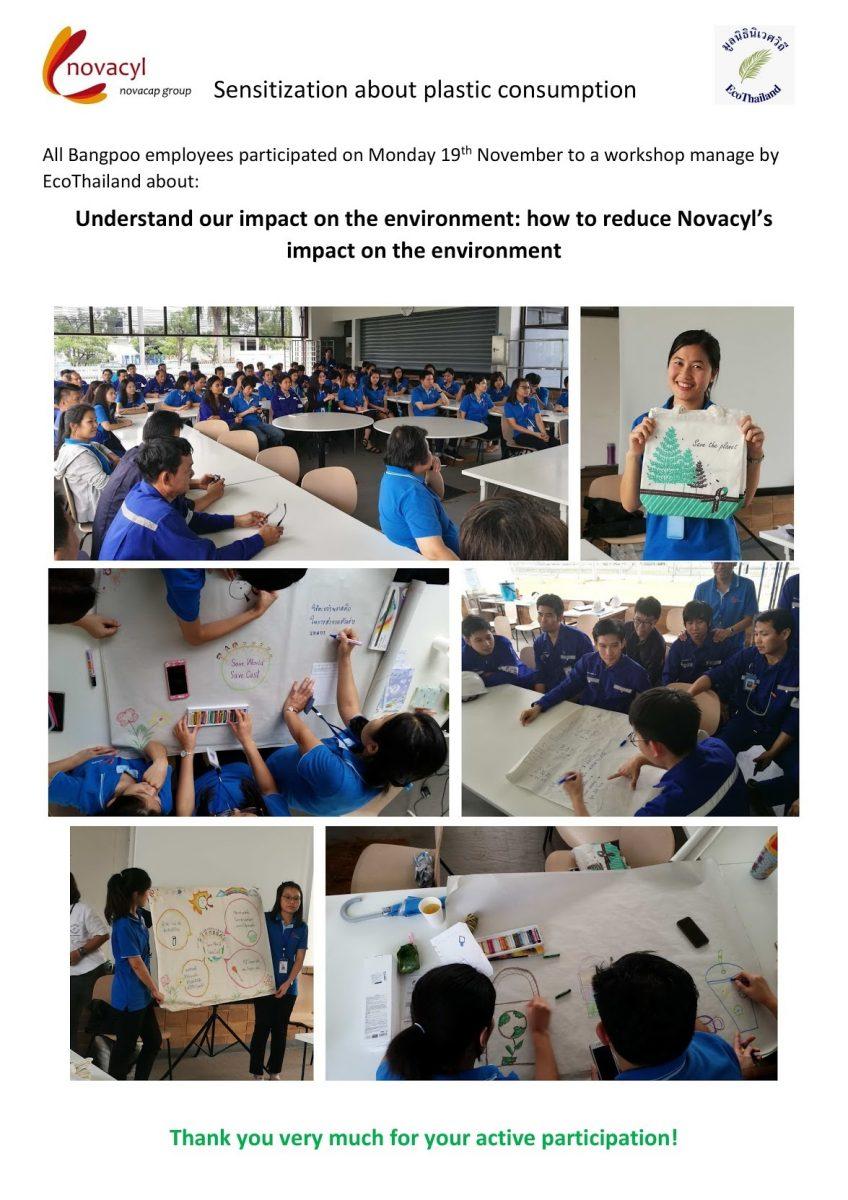 eco teaching workshop ecothailand
